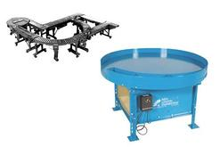 New London 180 Turntable Conveyor