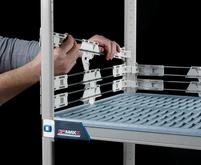 Metro 2 inch Stackable Shelf Ledges