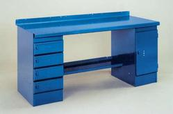 Equipto Pedestal Workcenters Model No. 255U6