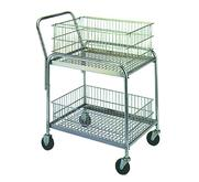 Wesco 272228 Wire Office Cart