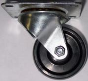 Stromberg 3 Inch CA3 Series Swivel Medium Duty Caster Model No. CA3-3P