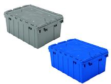 39085 Attached Lid Containers Akro-Mils