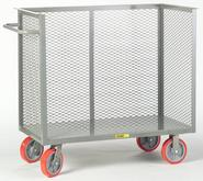 Little Giant 3-Sided Bulk Truck - Mesh Sides