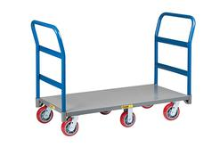 6-Wheel Platform Trucks 2 Handles