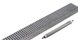 7/8 Inch Mini PVC Roller Conveyors