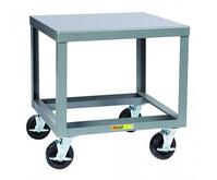 Little Giant 7 Gauge Mobile Machine Table