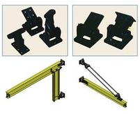 Do-It-Yourself Wall Or Column Bracket Kits