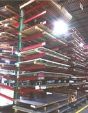 Structural Steel Storage Cantilever Rack