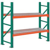 Lyon 97SWD096042096 Pallet Rack with Wire Decking