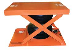 Vestil ABLT-H-LP-3-29 Low Profile Air Bag Scissor Lift Table