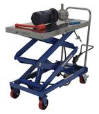 Vestil AIR-800-D Air Hydraulic Cart
