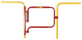 Little Giant Adjustable Spring Safety Gate Model No. SGS-R
