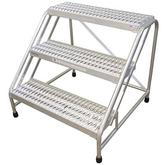 Cotterman Aluminum Step Stands