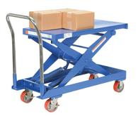 Vestil Auto-Hite Cart Model No. SCSC-500-2040