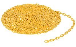 Vestil Yellow Steel Powder Coat Chain