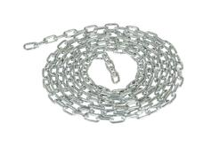Vestil 15 Foot Long Galvanized Proof Coil Chain