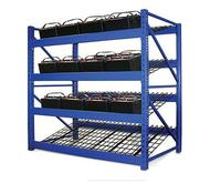Borroughs Battery Racks