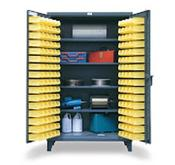 "Lewis CAB48-4 48"" Storage Cabinet with 4 Shelves"