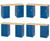Pucel Cabinet and Drawer Work Benches