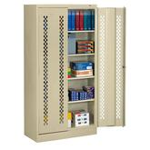 Tennsco 7218-PD Standard Cabinets with Perforated Doors
