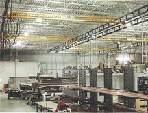 Spanco Ceiling Mounted Bridge Cranes