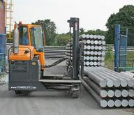 Combilift Moving Aluminum Bar Stock