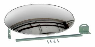 Industrial Acrylic Convex Mirrors