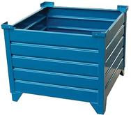 Corrugated Bulk Steel Containers - 24 inch Inside Height