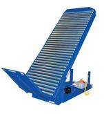 Vestil Deluxe Tilter with Roller Conveyor
