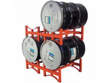 Jarke Drum Storage Rack and Cart