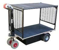 Vestil Traction Cart