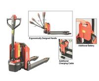 E-Fork Powered Pallet Truck