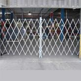 Medium Duty Double Wide Folding Security Gates 6 to 8 Feet Widths