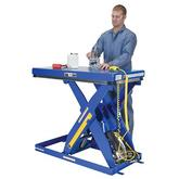 Vestil EHLT-2448-2-43 Electric Hydraulic Scissor Lift Tables