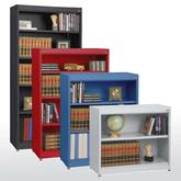 Sandusky Elite Radius Edge Stationary Bookcases