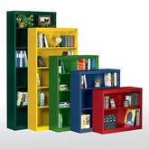 Sandusky Elite Welded Bookcases
