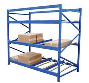 Vestil FLOW-3-3 Carton Flow Racks