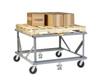 Little Giant Fixed Height Mobile Pallet Stand