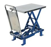 Vestil Foot Pump Scissor Lift Table Model No. SCTAB-400