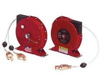 Static Discharge - Grounding Reels