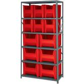 QSBU-600800 Giant Stack Container Storage Units