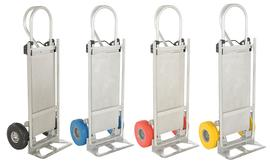 Hand Trucks with Fold-Down Platform