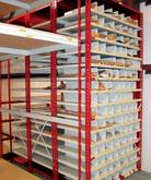 Horizontal Molding Racks
