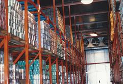 Custom Cold Storage Racks & Buildings