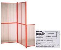 Security Wire Partition Systems