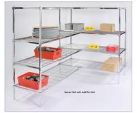 Lakeside 4-Shelf Stationary Units