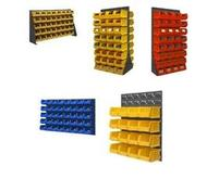 Louvered Panel Racks