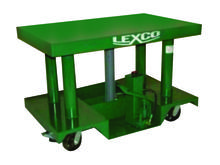 Lexco Hydraulic Lift Tables - 4000 lb Capacity