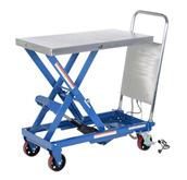 Vestil Linear Actuated Elevating Cart Model No. CART-500-LA