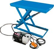 LoProfile Lift Series Scissor Lift Tables